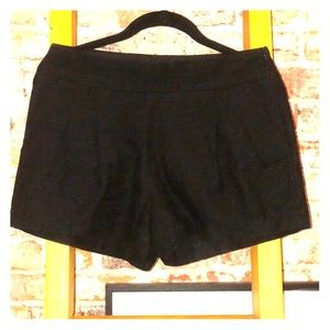 J. Crew shorts pleated flat front